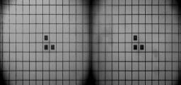 normalized calibration grid